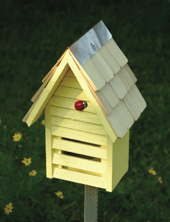 Lady Bug Loft - Yellow