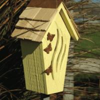 Butterfly Bijou - Yellow